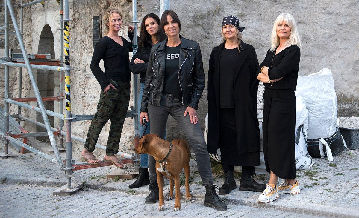 Dreamteam tar sitt koncept till Åre