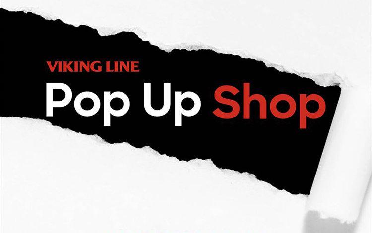 Viking Line öppnar sjöbutik i köpcentrumet