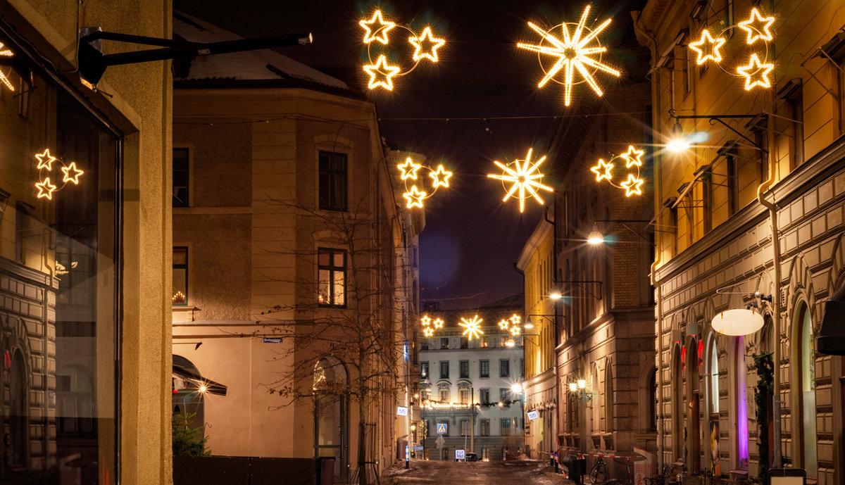 Så coronasäkras julhandeln i Göteborg