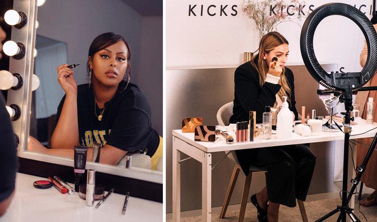 Kicks kombinerar shopping och livemusik