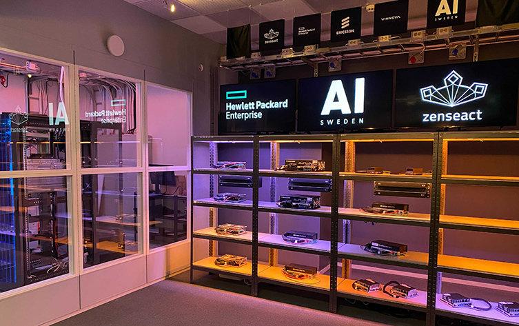 Nytt labb för framtidens AI-teknik