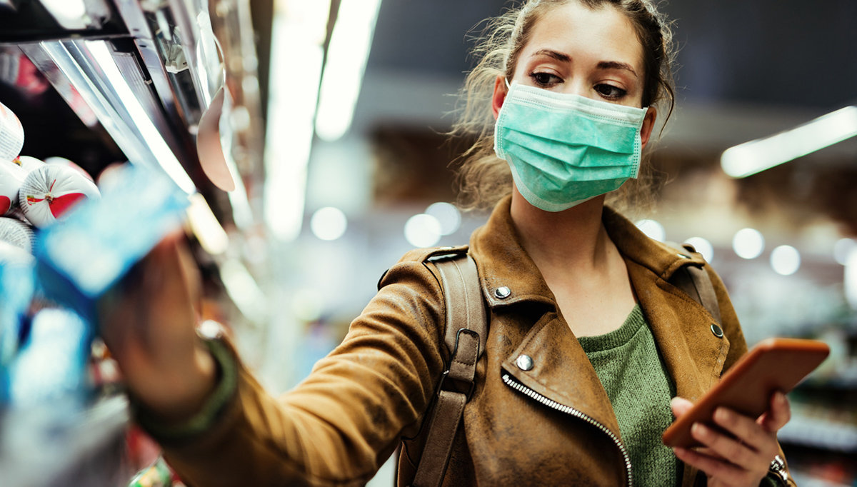 Detta driver den nya pandemikonsumenten