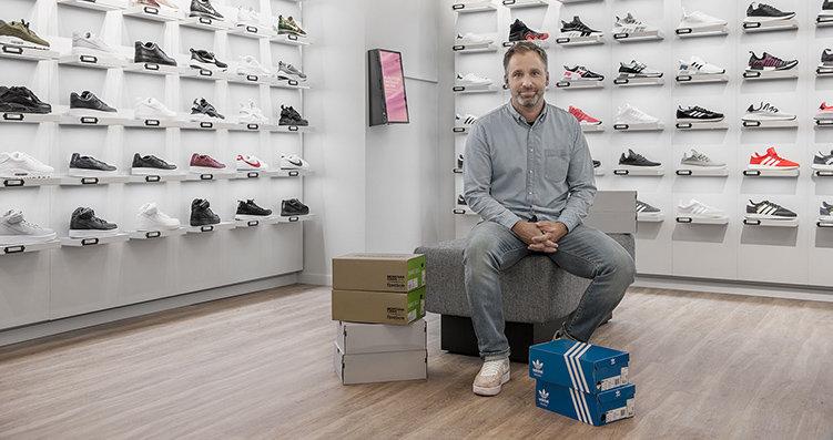 Sneakers Point öppnar i Göteborg