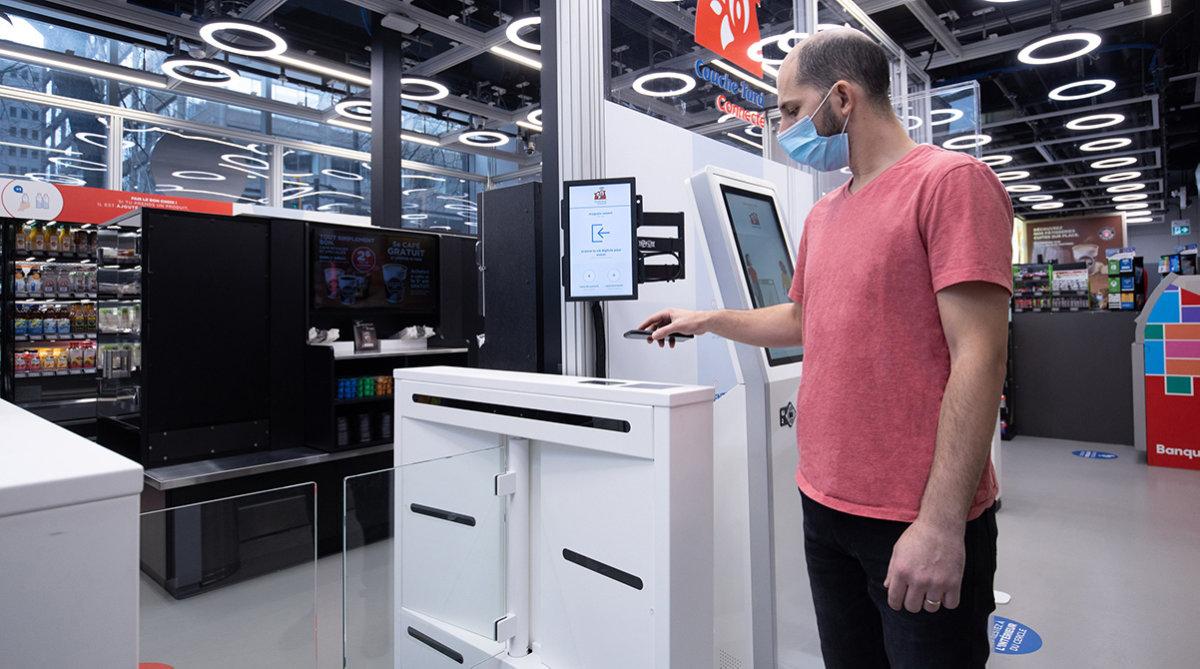 Framtidens retail formas i nytt labb