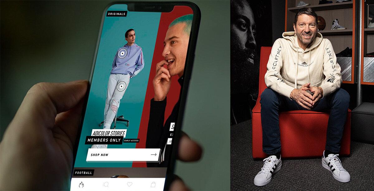 Direkt till konsument – framtiden för Adidas