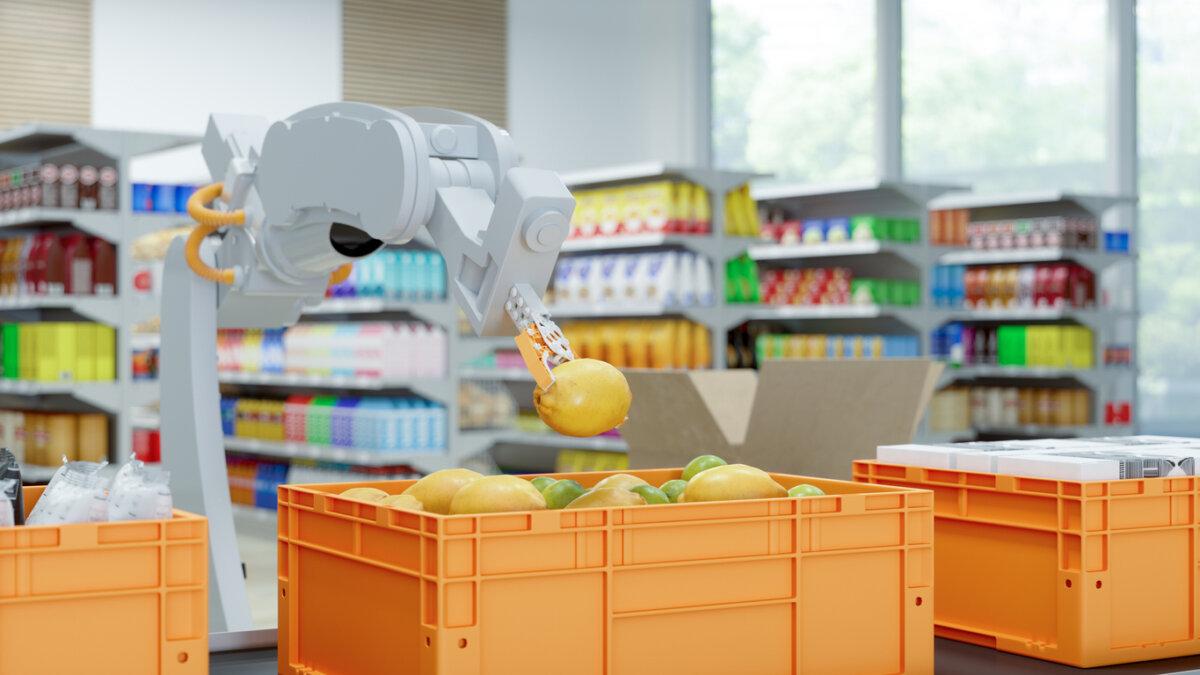 Bättre lönsamhet med automatiserat plock