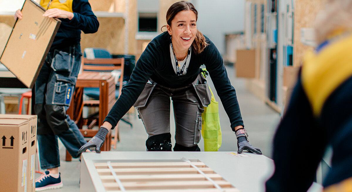 Ikea öppnar Cirkulärbutik i samtliga varuhus