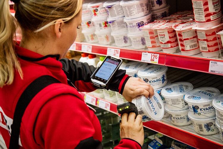 Digitalisering minskade Axfoods matsvinn