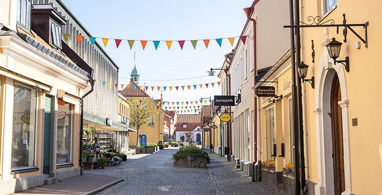 Kommun initierar plattform för lokal e-handel