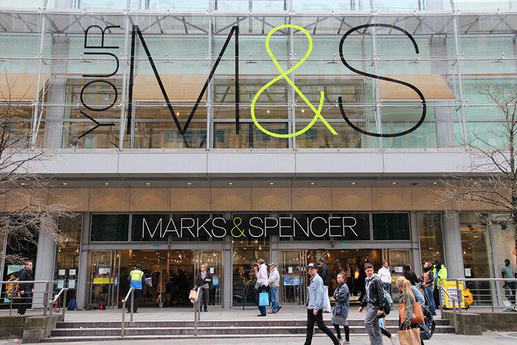 M&S öppnar 46 nya e-flaggskepp