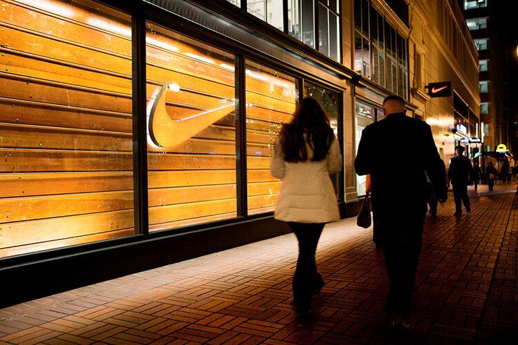 Nike avslutar samarbete med flertalet kedjor