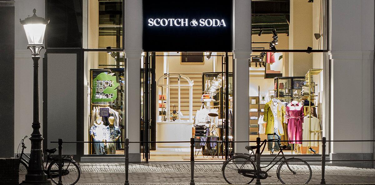 Ökad takt för uppdaterat Scotch & Soda