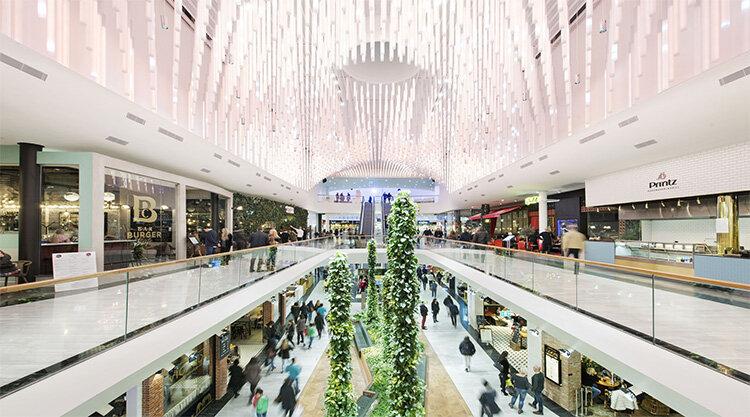 URW och Zalando digitaliserar köpcentrumet
