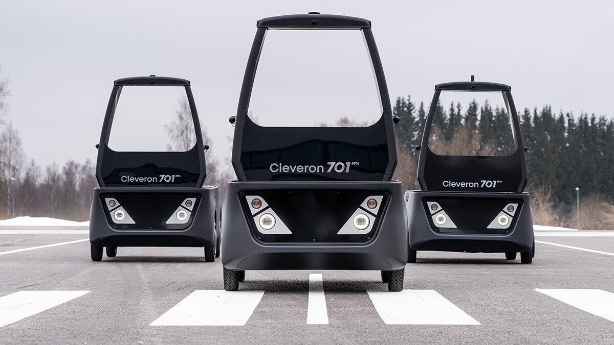 Grönt ljus för automatiserad last mile