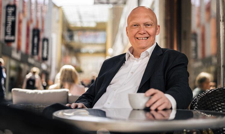 Varuhuschef återvänder till NK Göteborg