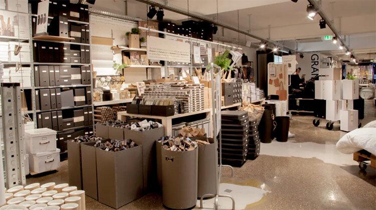 Granit öppnar två nya butiker