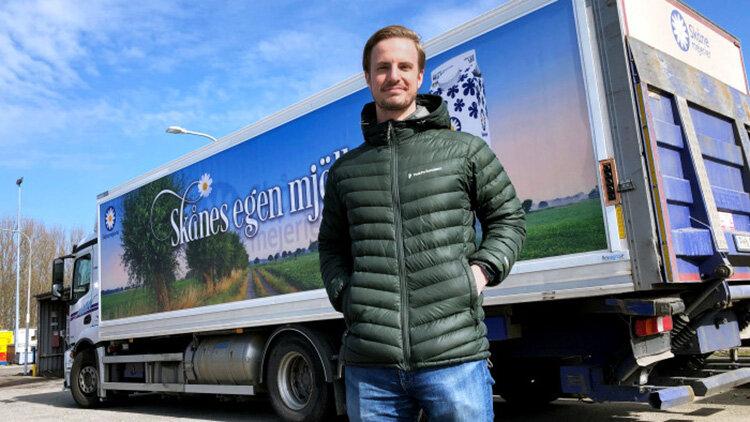 Skånemejerier lånar ut logistikkompetens