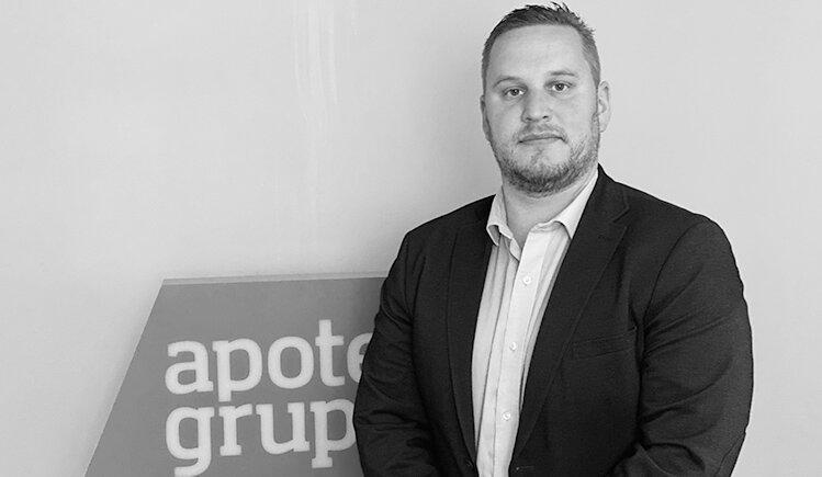 Ny säkerhetschef på Apoteksgruppen