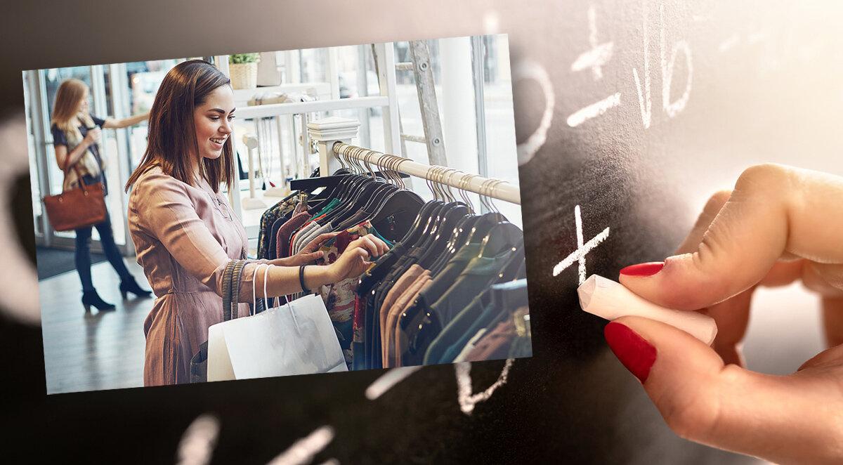 Butikens värde – här är den nya matematiken