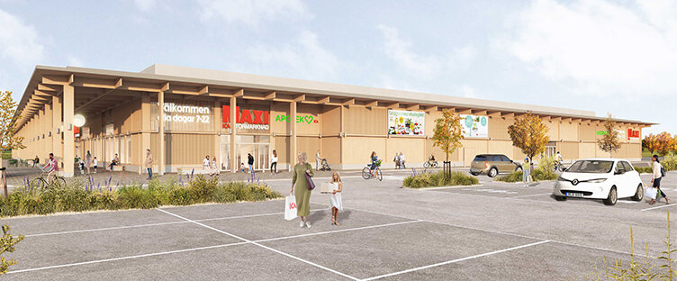 Icas mest hållbara butiksprojekt hittills