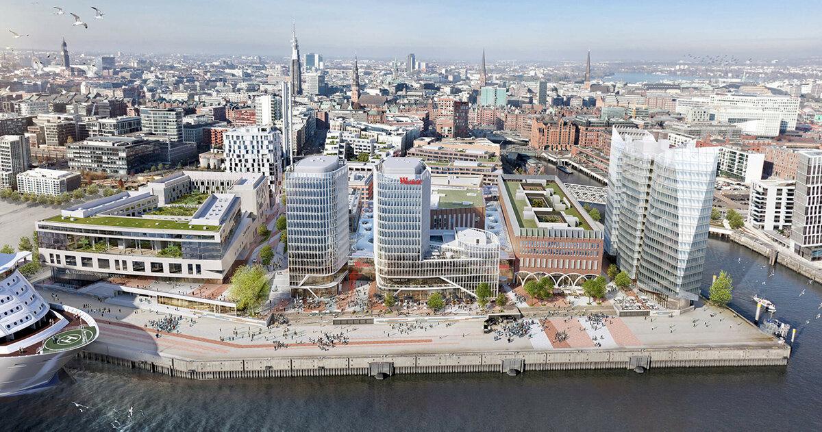 Framtidens innerstad byggs i ny destination