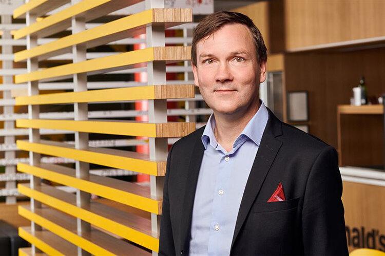 Ny VD utsedd för McDonald's i Norden