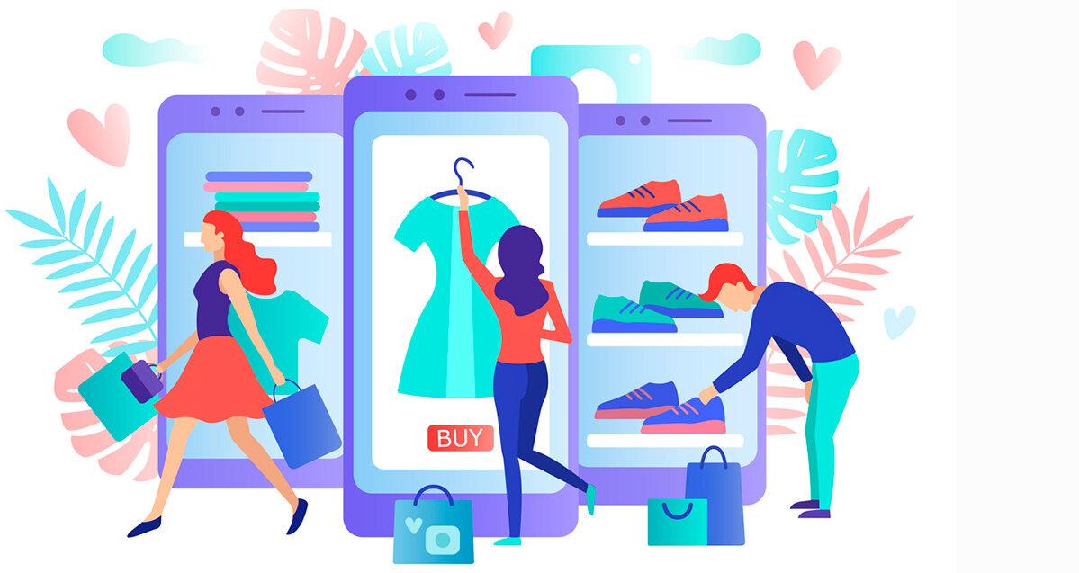 E-handelns roll i Post Corona Retail