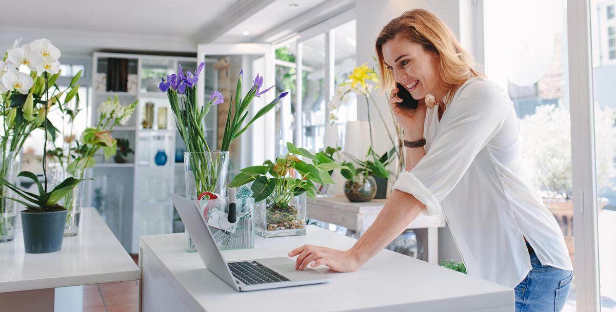 Servicenivån blir bättre hos mindre företag