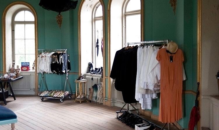 Skansen öppnar ny vintagebutik