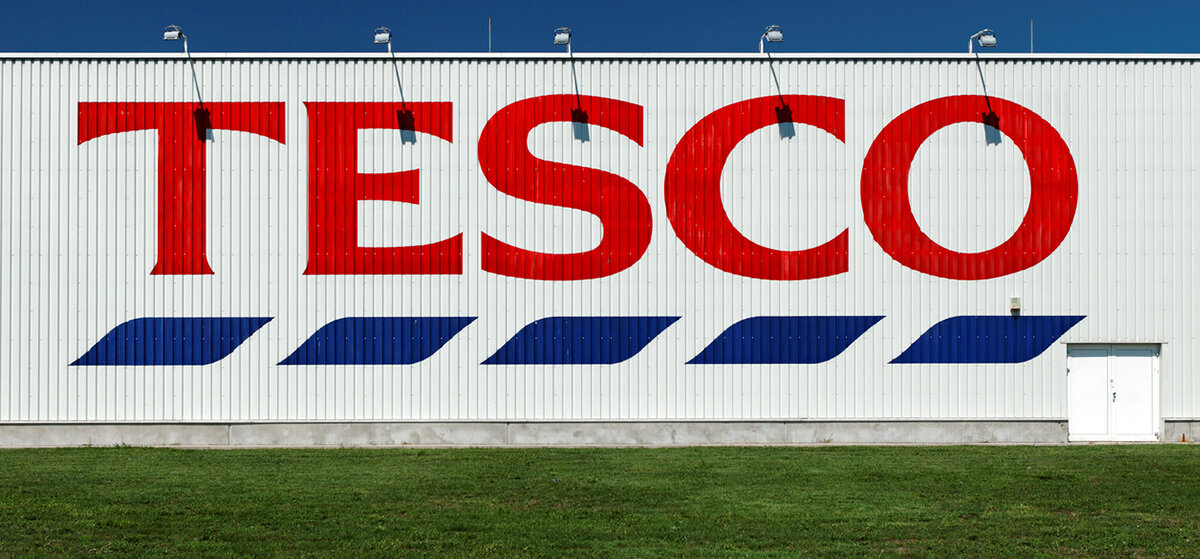 Tesco öppnar kassalöst butikskoncept