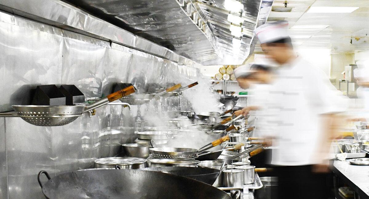 Butikskedja öppnar dark kitchen