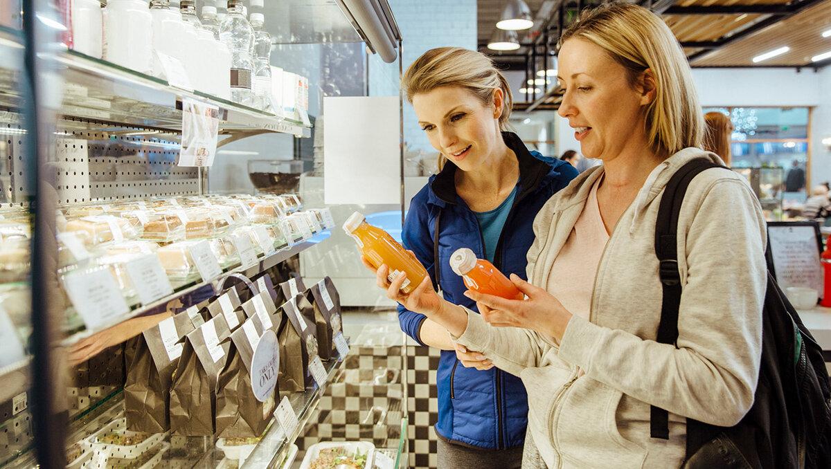Sällskapet påverkar kundens impulsköp