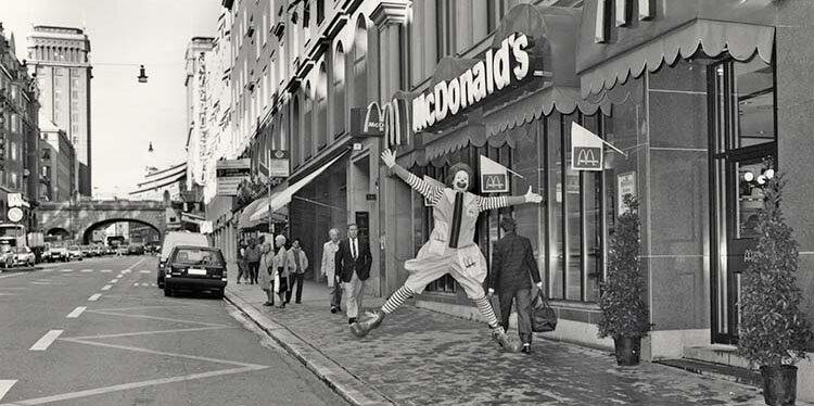 Sveriges första McDonald's har stängt