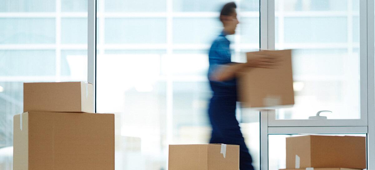 Butiken som snabb leveranshubb