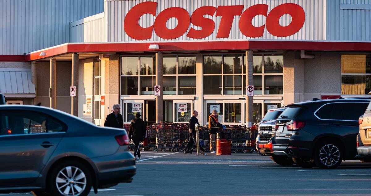 Planerande Costco slår försäljningsrekord