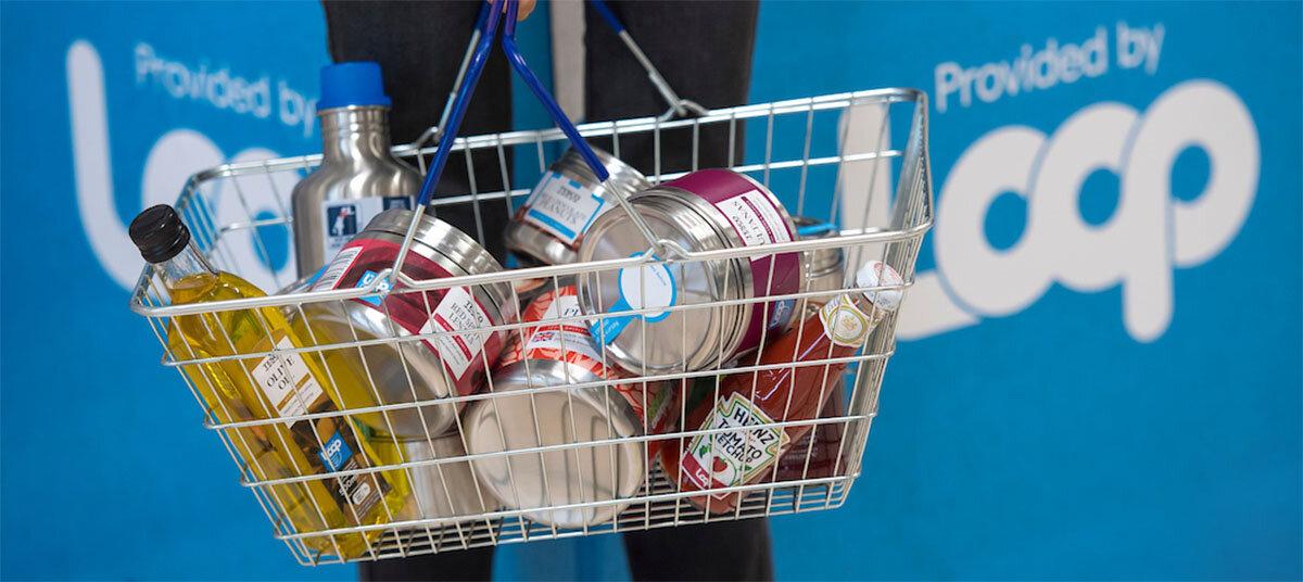 Butikskedja lanserar flergångsförpackningar