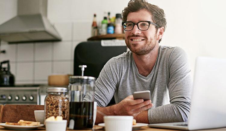 Bekvämlighet drivkraft för dagligvaror online