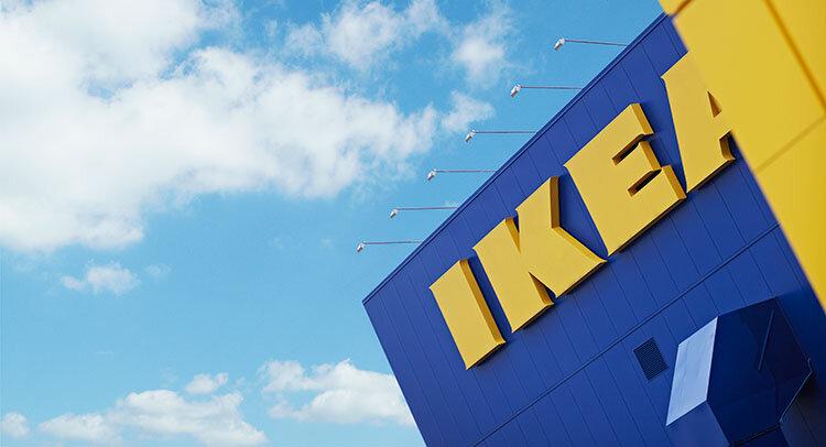 Ikea öppnar cirkulära mackar vid varuhusen