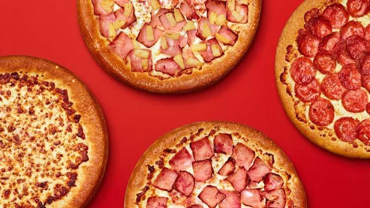 Pizza Hut flyttar in på macken