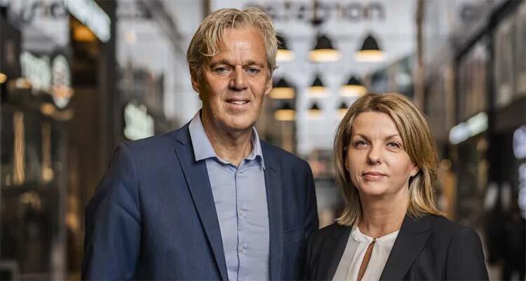 Nordstan tillsätter ny VD och marknadschef