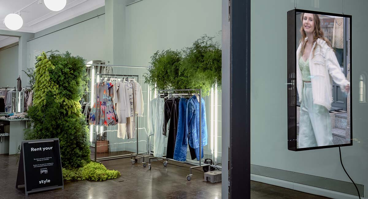 H&M:s rental service får liv med blockchain