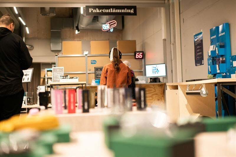 Diös lyfter in videoshopping i  PickPackPost