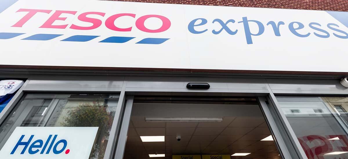 Tesco har öppnat kassalös butik